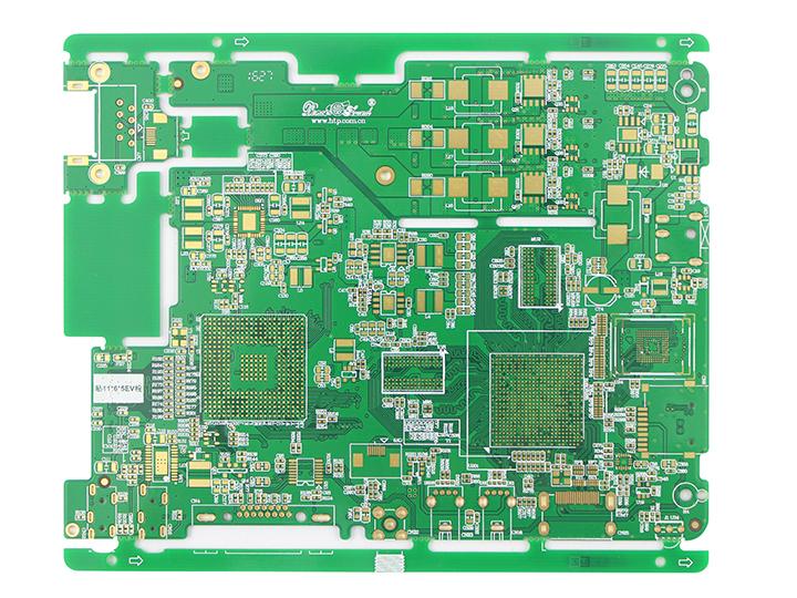 杭州树脂塞孔多层电路板应用
